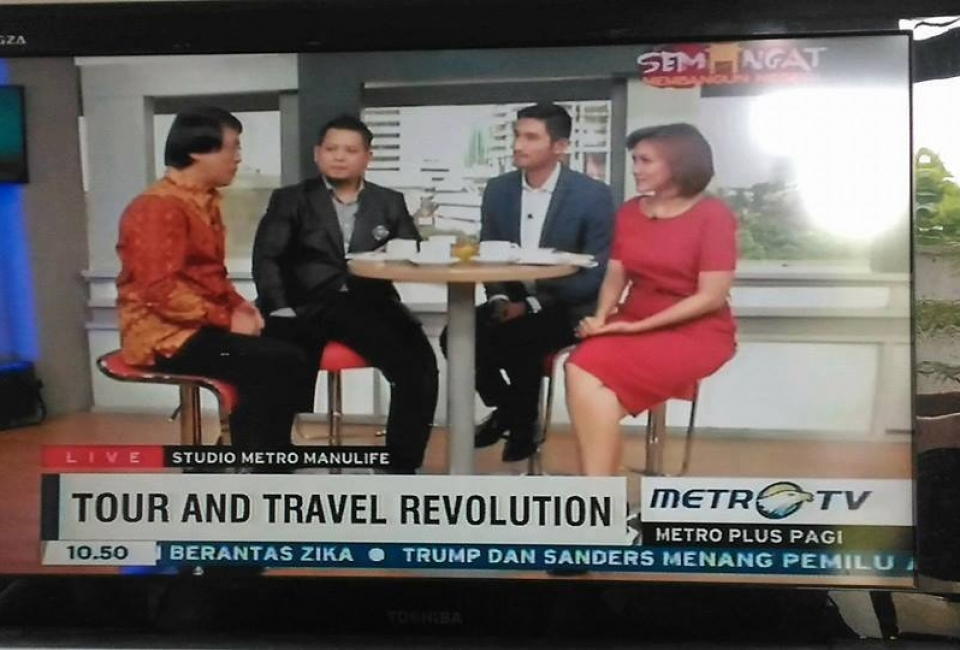 Coffe Break TTR Metro TV